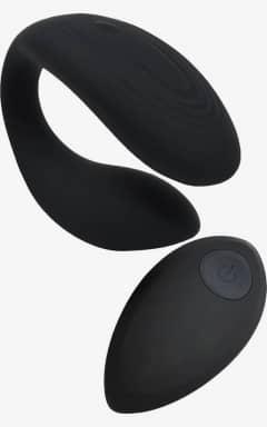 Par vibratorer Tiny Teaser Couples Vibrator