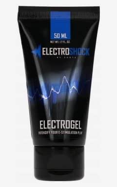 Øget Sexlyst Electrogel - 50 ml