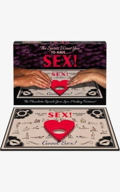 Sexspil The Spirits Want You To Have Sex!