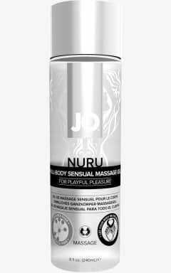 Bedre sex Jo Nuru Massage Gel 240ml