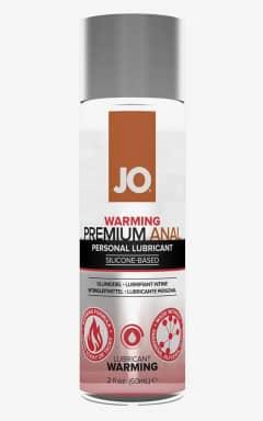 Glidecreme JO Premium Anal Warming