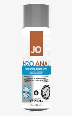 Bedre sex JO Anal H2O Waterbased Lube 60 ml