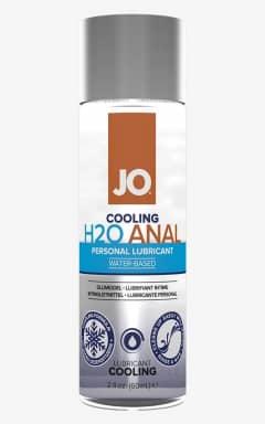 Glidecreme JO Anal Premium Lube Cooling 60 ml