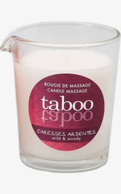 Bedre sex Taboo Caresses Ardentes Massage Candle