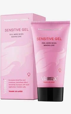 Øget Sexlyst & Forlængende Woman Sensitive Gel 50 ml