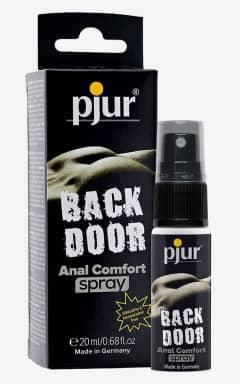 Øget Sexlyst Back Door spray