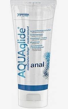 Anal glidecreme & Hygiejne Aquaglide Anal
