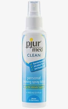Black Friday Week  Pjur Med Clean Spray