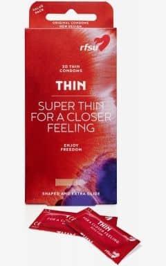 Bedre Sex Thin - 30-pack