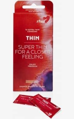 Bedre Sex Thin - 10-pack