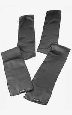 BDSM Silk Scarf Restraints - til pirrende rollespil
