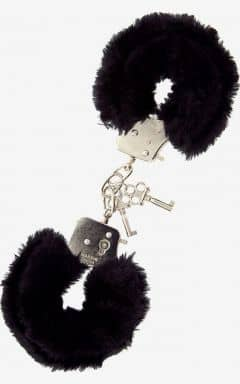 Black Friday Week  Furry Love Cuffs - Sort