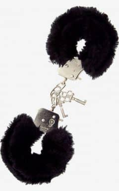 Pipedream Furry Love Cuffs - Sort