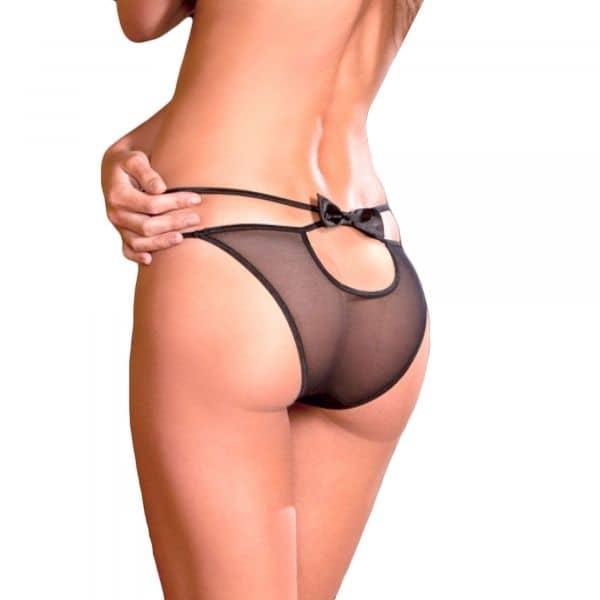 Crotchless Femme Fatale - Medium/Large