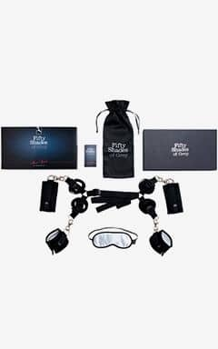 Bondage / BDSM Bed Restraints Kit