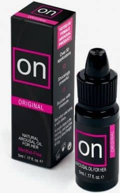 Øget Sexlyst Natural Arousal Oil