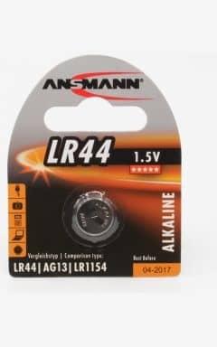 Batterier Batteri LR44