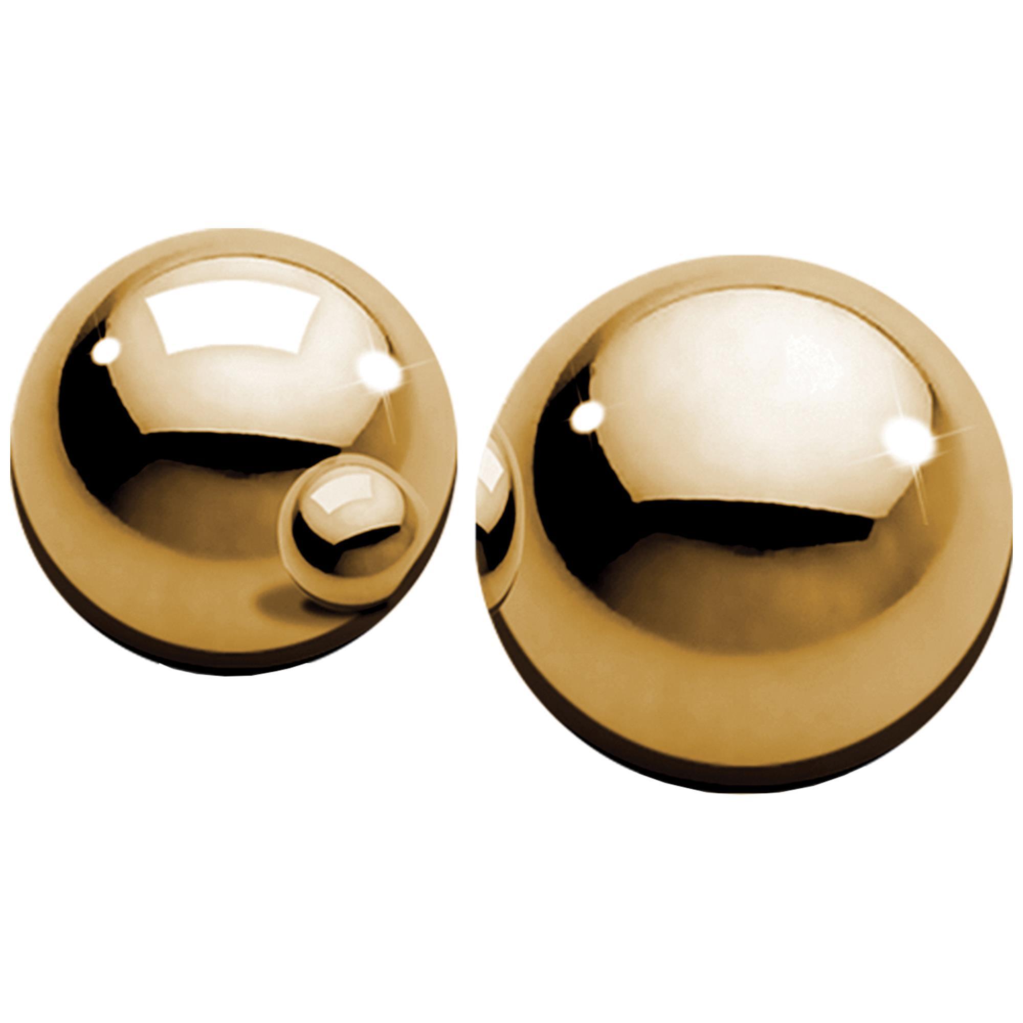 Image of   Ben-Wa Gold Balls