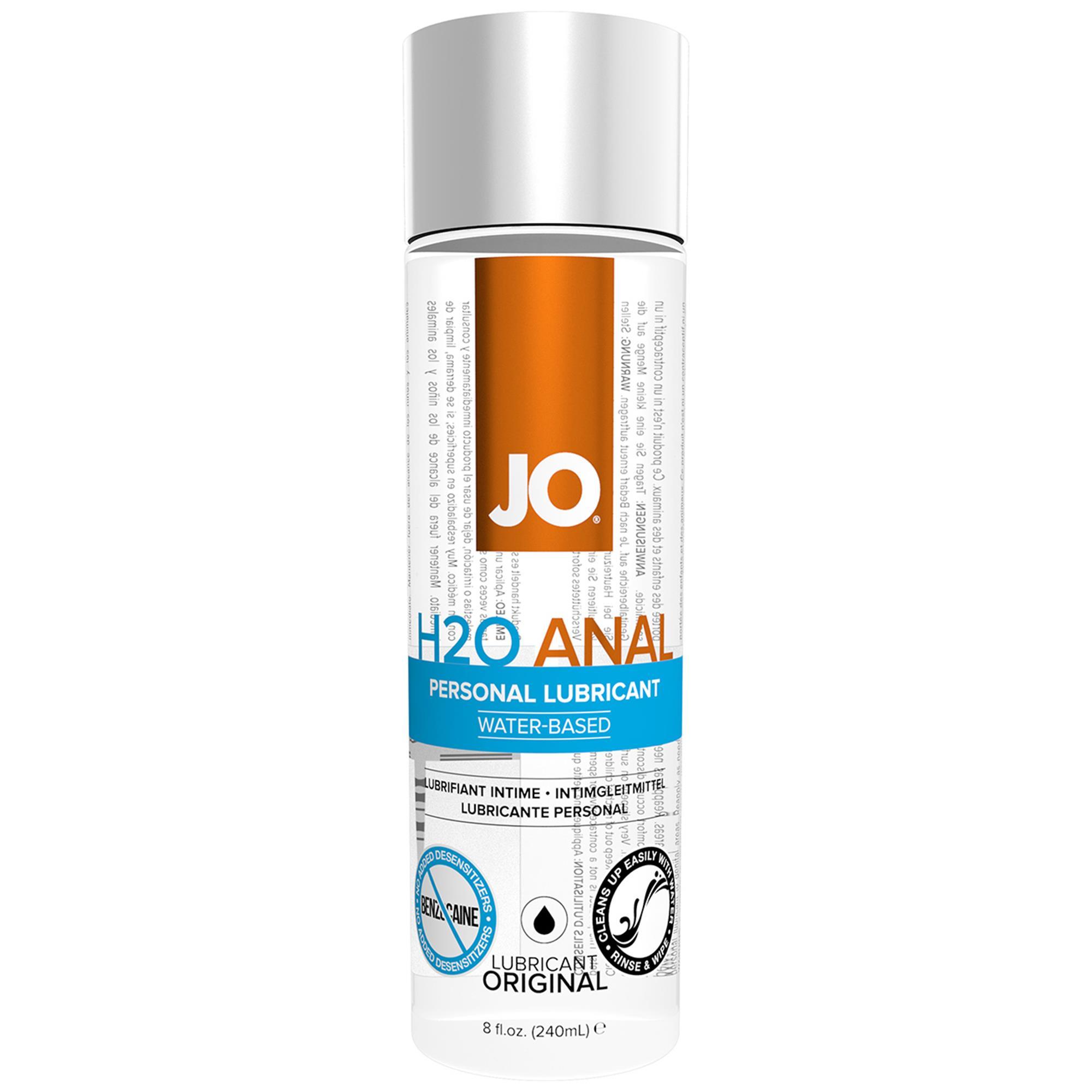 Køb JO Anal H2O – 240 ml