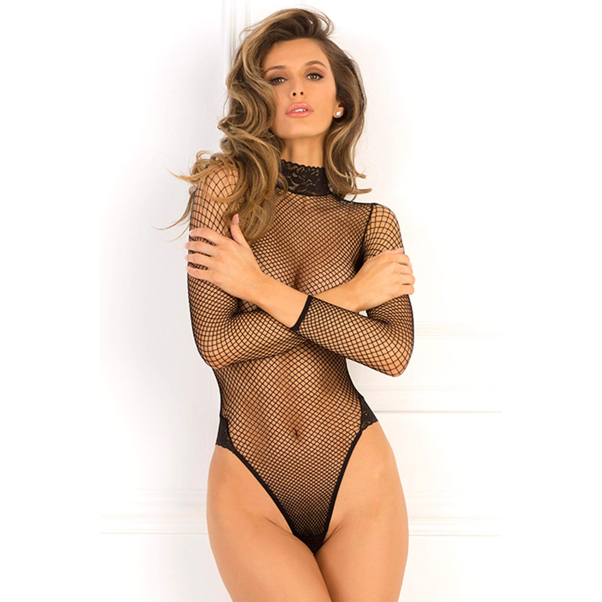 Image of   High Demand Bodysuit S/M