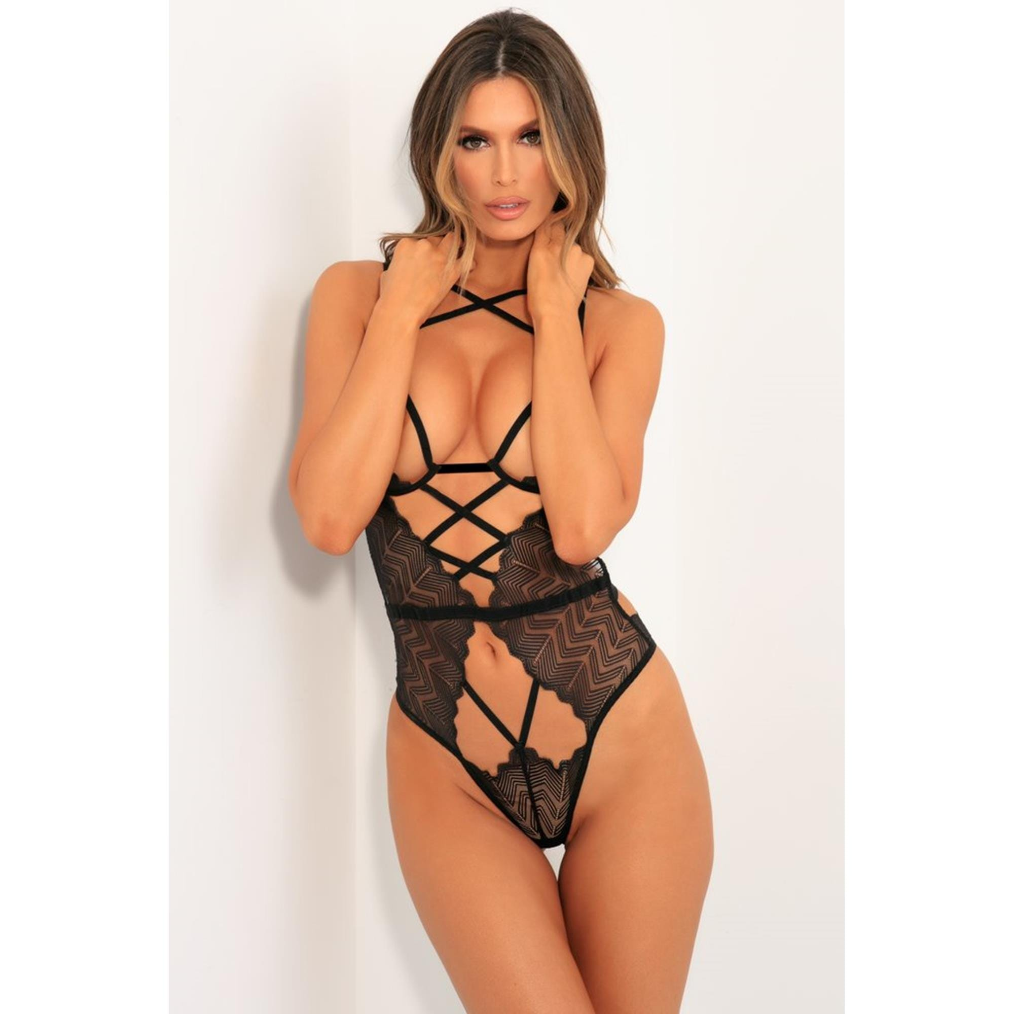 Image of   Exquisite Restrictions Teddy M/L