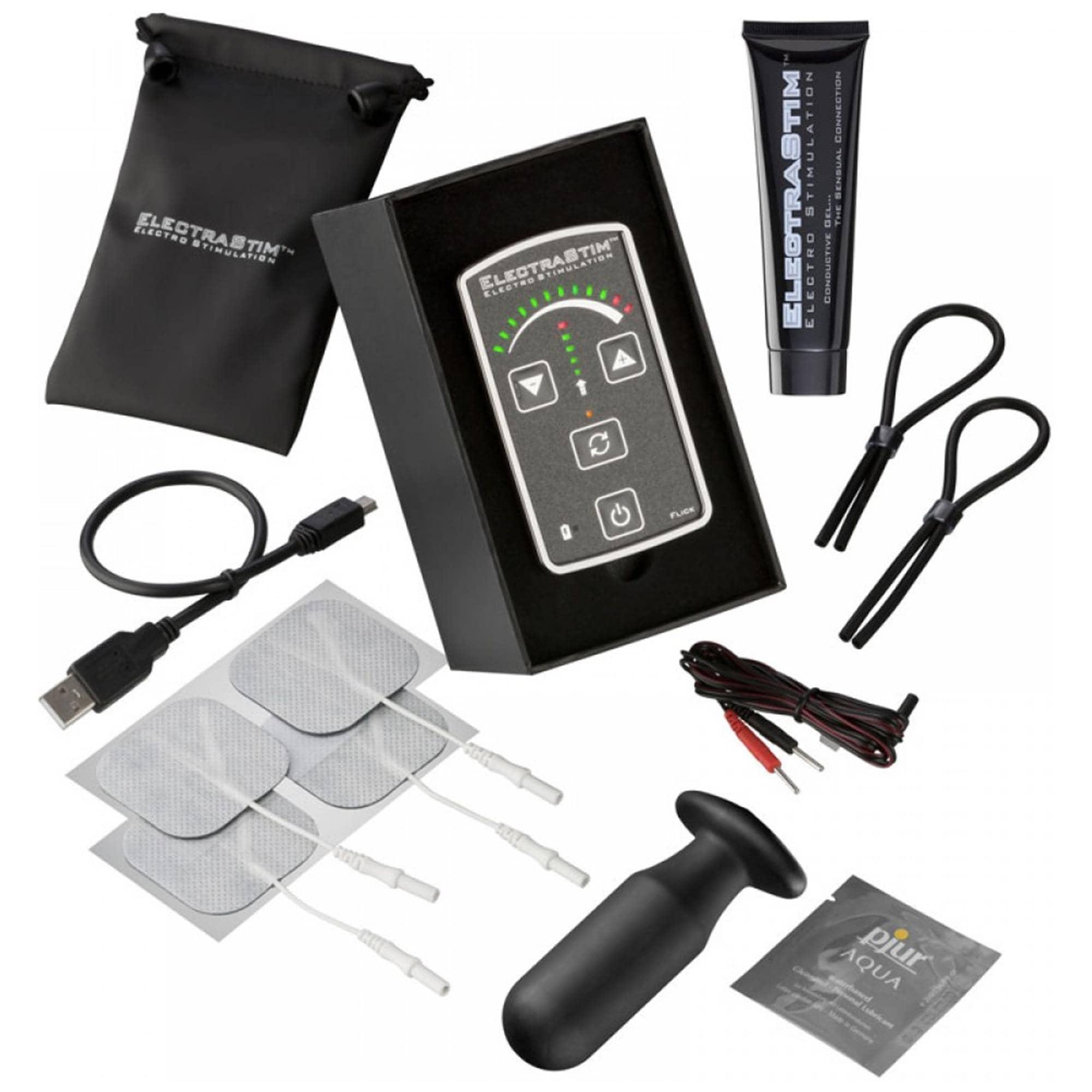 Køb Electrastim – Flick Stimulator Multi-Pack