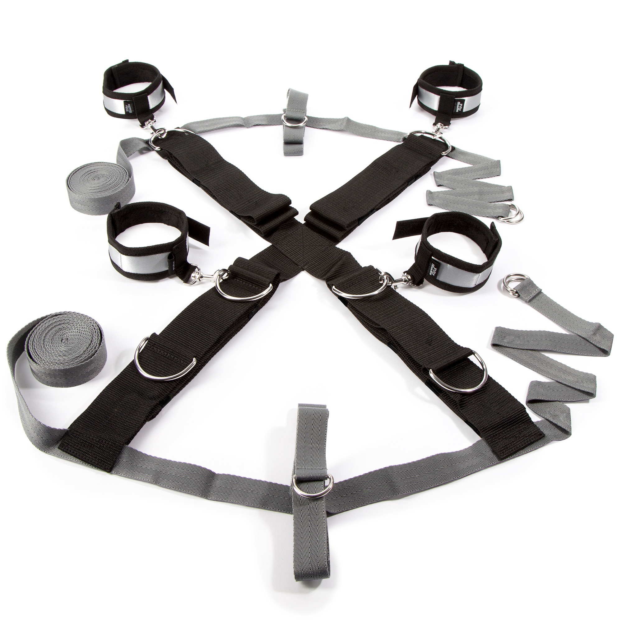 Image of 50 Shades Over The Bed Cross Restraint