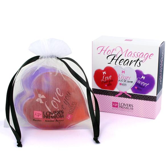 Image of   Hot Massage Hearts