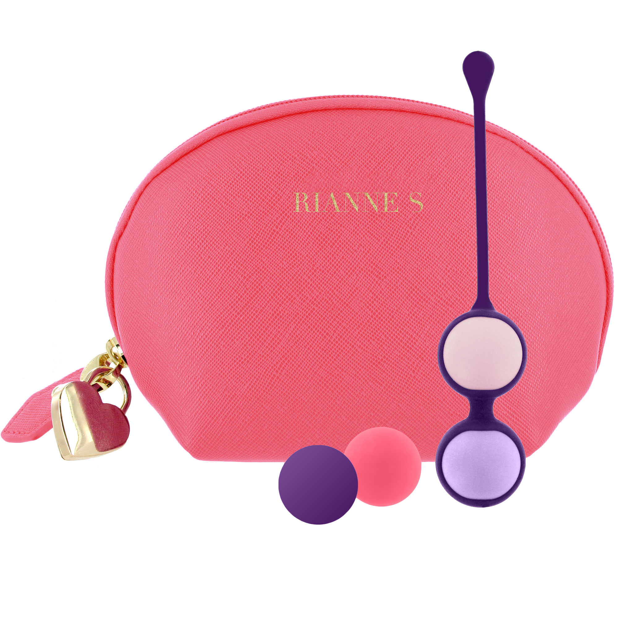 Image of   Rianne S - Pussy Plyballs Coral Rose