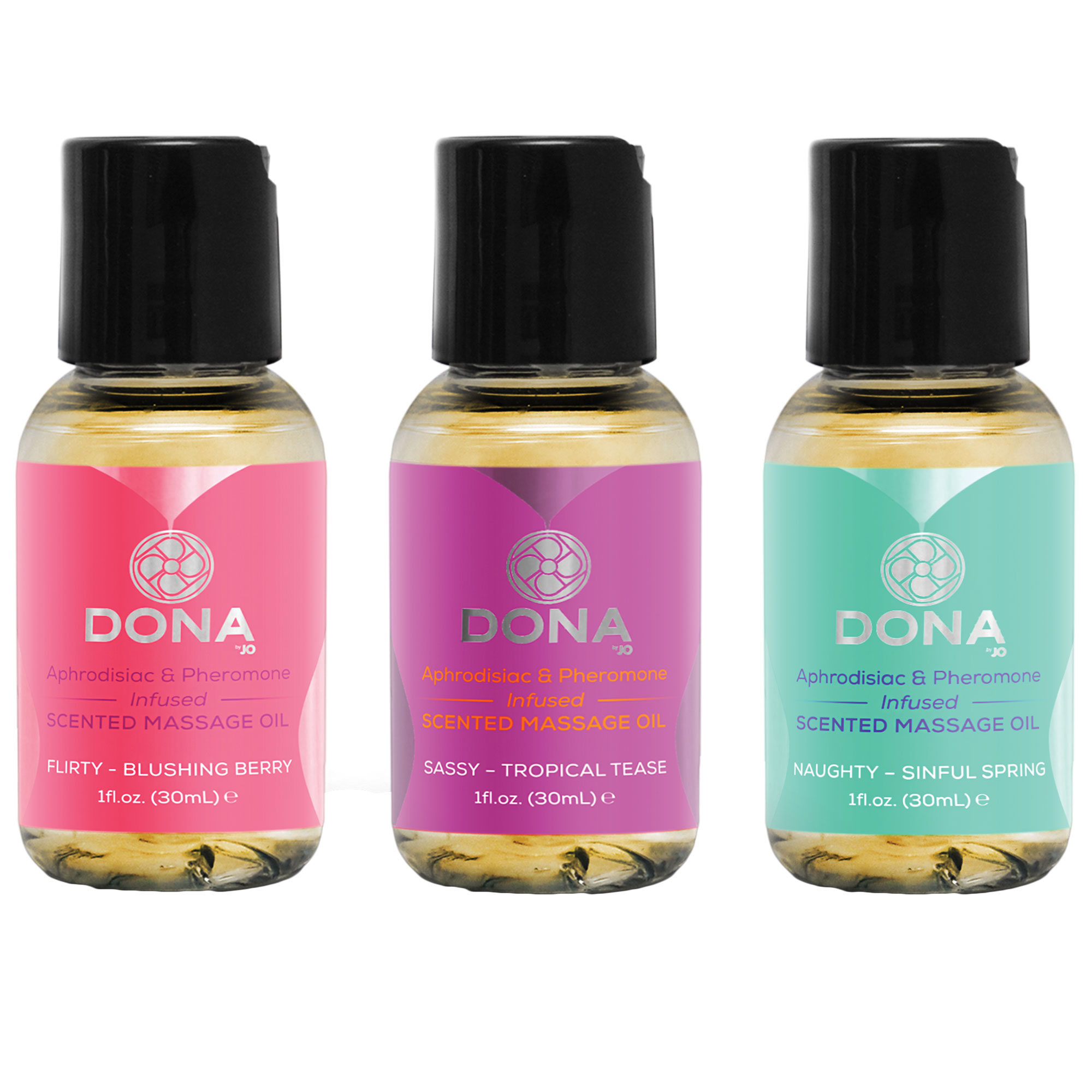 Køb Dona Let Me Touch You Gift Set (3×30 ml)