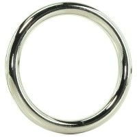 Edge Seamless Metal Ring 5,1 cm