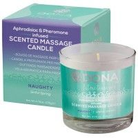 Dona scented massage candle - Naughty