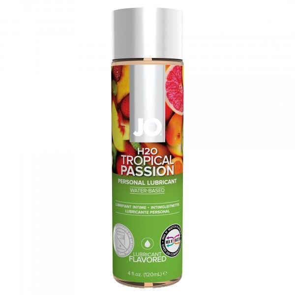 Flavored Tropical Passion