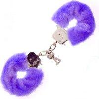 Furry Love Cuffs - Lilla